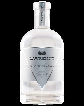 Picture of Lawrenny Estate Saint Clair Vodka 700mL