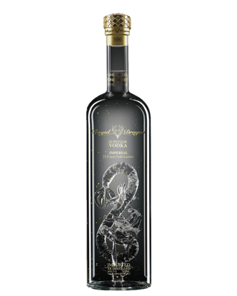 Picture of Royal Dragon Vodka 700mL