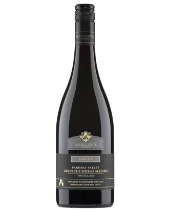 Picture of Allegiance Wines Unity Barossa Valley GSM 2015