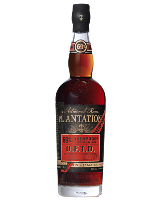 Picture of Plantation O.F.T.D Overproof Rum 69% 700mL