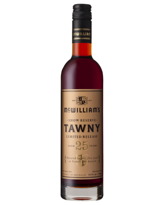 Picture of McWilliam's Show Reserve 25 Year Old Tawny 500mL