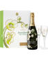 Picture of Perrier-Jouët Belle Époque Twin Flute Gift Pack