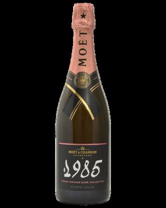 Picture of Moët & Chandon Grand Vintage Rosé Champagne 1985