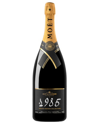 Picture of Moët & Chandon Grand Vintage Champagne 1985 Magnum 1.5L