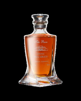 Picture of Paul Giraud Paul Giraud Grande Champagne Cognac Tres Rare Carafe 700mL