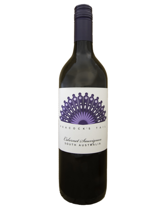 Picture of Peacock's Tail Cabernet South Australia 750mL