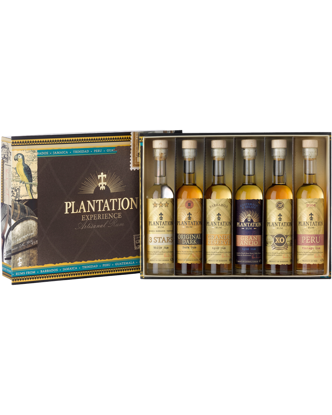 Picture of Plantation Rum Experience Pack 6 x 100mL