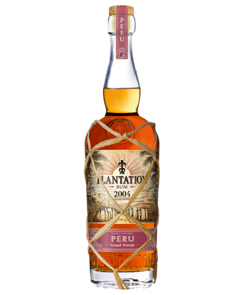 Picture of Plantation Plantation Rum Peru Vintage 2004