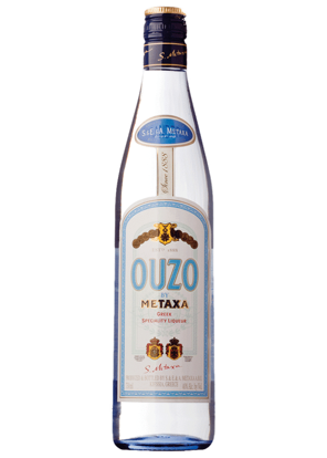 Picture of Ouzo By Metaxa