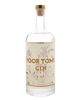 Picture of Poor Toms Gin