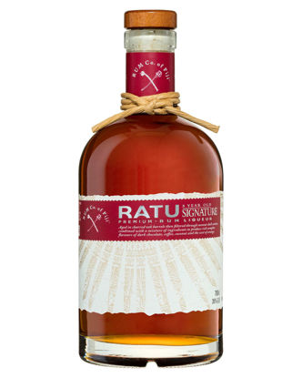 Picture of RATU 8 Year Old Signature Blend Rum Liqueur 700mL