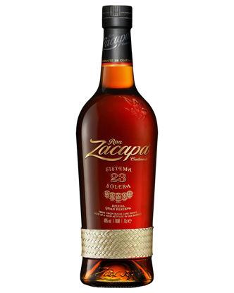 Picture of Zacapa Cent 23 Dark Rum 700ml