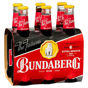 Picture of Bundaberg Extra Smooth Red & Cola Bottle  6pk