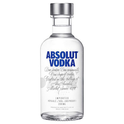 Picture of Absolut Vodka 200mL