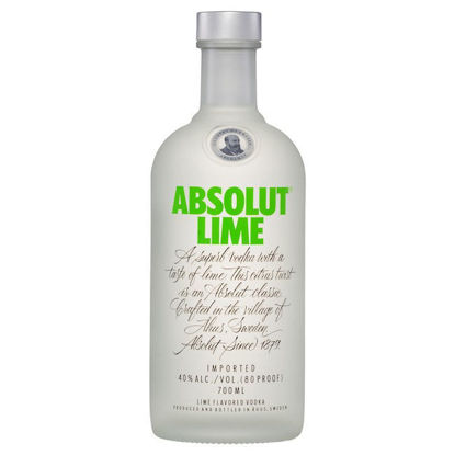 Picture of Absolut Lime 700mL