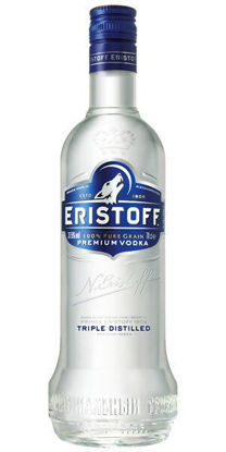 Picture of Eristoff Triple Distilled Premium Vodka 700mL