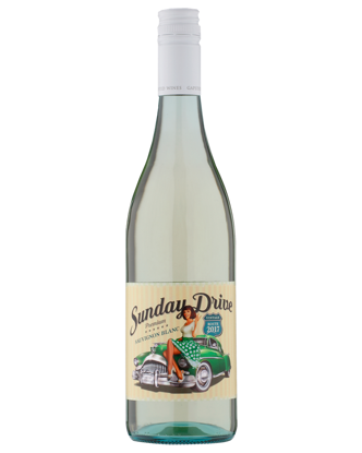 Picture of Gapsted Wines Sunday Drive Sauvignon Blanc 2017