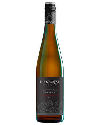 Picture of Ferngrove Black Label Dry Riesling 2017