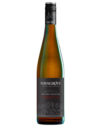 Picture of Ferngrove Black Label Off-Dry Riesling 2018