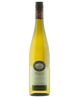 Picture of Richmond Grove Watervale Riesling 2003