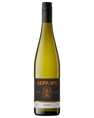 Picture of Sepp. No 5 Eden Valley Riesling 2018