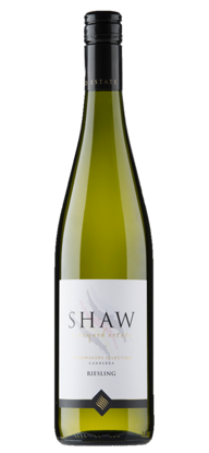 Picture of Shaw Wines Shaw Wines Winemakers Selection Riesling 750ml