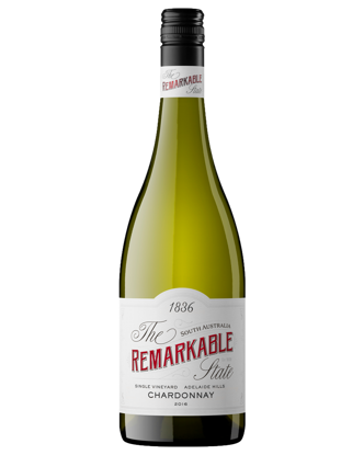 Picture of The Remarkable State 1836 Single Vineyard Adelaide Hills Chardonnay 2016