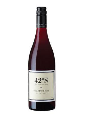 Picture of 42 Degrees Sth Pinot Noir Bottle 750ml