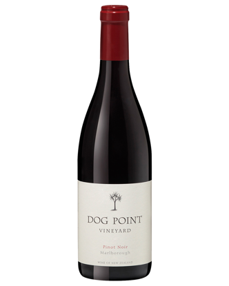 Picture of Dog Point Pinot Noir Bottle