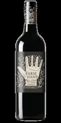 Picture of Farm Hand Organic Merlot Bottle 750ml