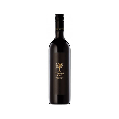 Picture of Tempus Two Var Cabernet  Merl Bottle