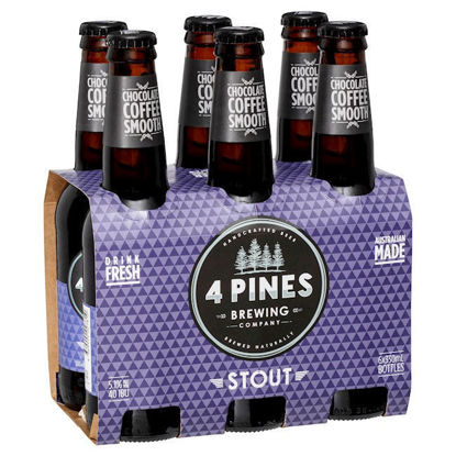 Picture of 4 Pines Pale Ale 330M Stubbies 6 Pk