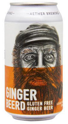 Picture of Aether Ginger Beard 4 Pk