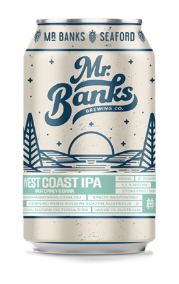 Picture of Mr Banks West Coast 4 Pk