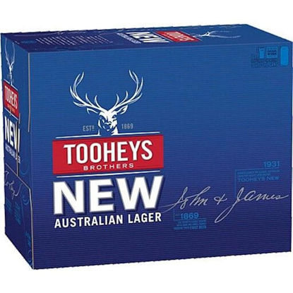 Picture of Tooheys New 30Pk Can Block