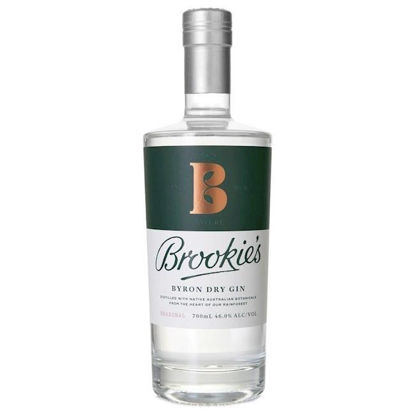 Picture of Brookies Byron Bay Gin Bottle
