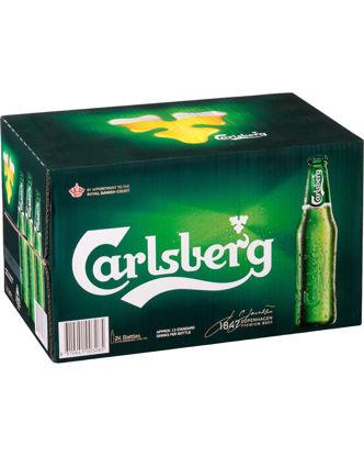 Picture of Carlsberg Stubbies Carton