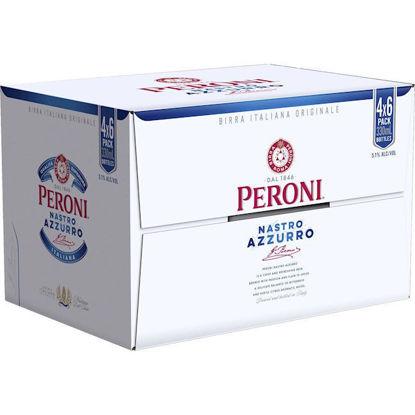 Picture of Peroni Nastro Azzuro Stubbies Carton