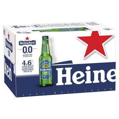 Picture of Heineken Zero Stubbies Carton