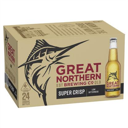 Picture of Great Northern Super Crisp Stubbies Carton