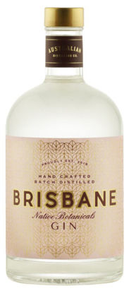 Picture of AD Brisbane Gin Bottle