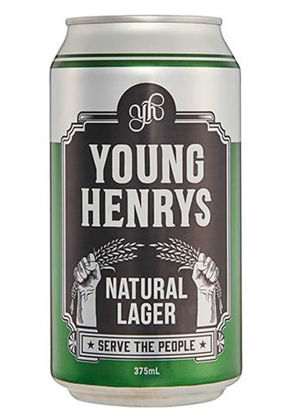 Picture of Young Henrys Natural Lager Can 6 Pack