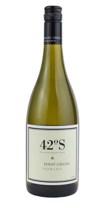 Picture of 42 Degrees Sth Pinot Grigio Bottle