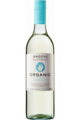 Picture of Angoves Org Pinot Grigio Bottle