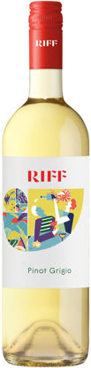 Picture of Cantina Riff Pinot Grigio Bottle