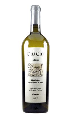 Picture of Ciu Ciu Verdicchio Bottle