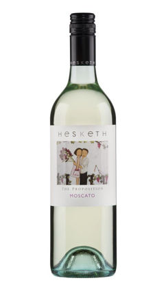 Picture of Hesketh Art Series Moscato Bottle