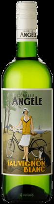 Picture of La Belle Angele Sauv/Blanc Bottle