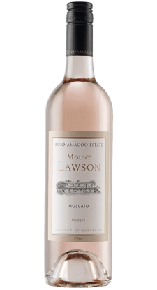 Picture of Mount Lawson Moscato Bottle