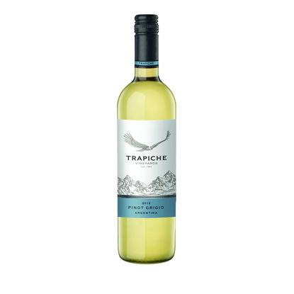 Picture of Trapiche Pinot Grigio Bottle